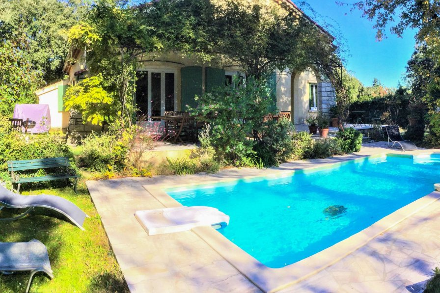 Owners abroad Holiday villa in Sauveterre, South of France