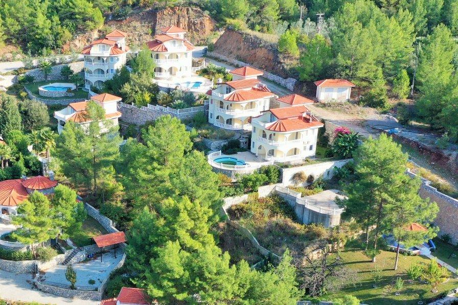 Owners abroad Akkaya Ultra Lüks Villa Lake Stone 24