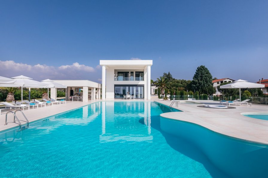 Owners abroad Villa Crystalline
