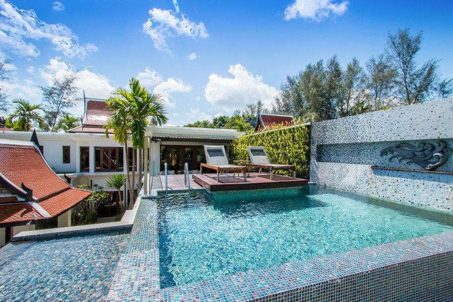 Owners abroad Villa Narong