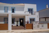 Villa in Portugal, Burgau: Front of Villa