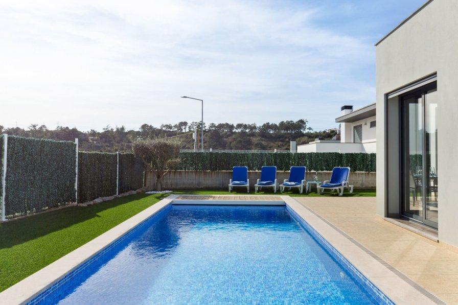 Villa in Portugal, Foz do Arelho