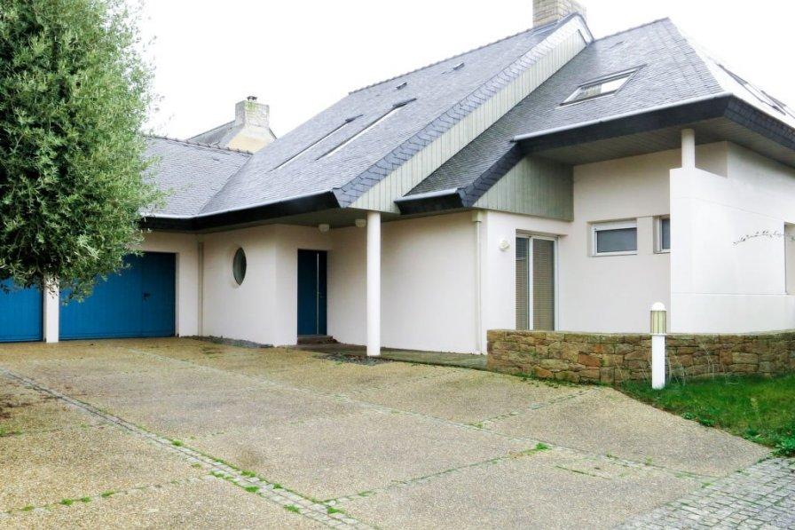 Villa in France, Arzon
