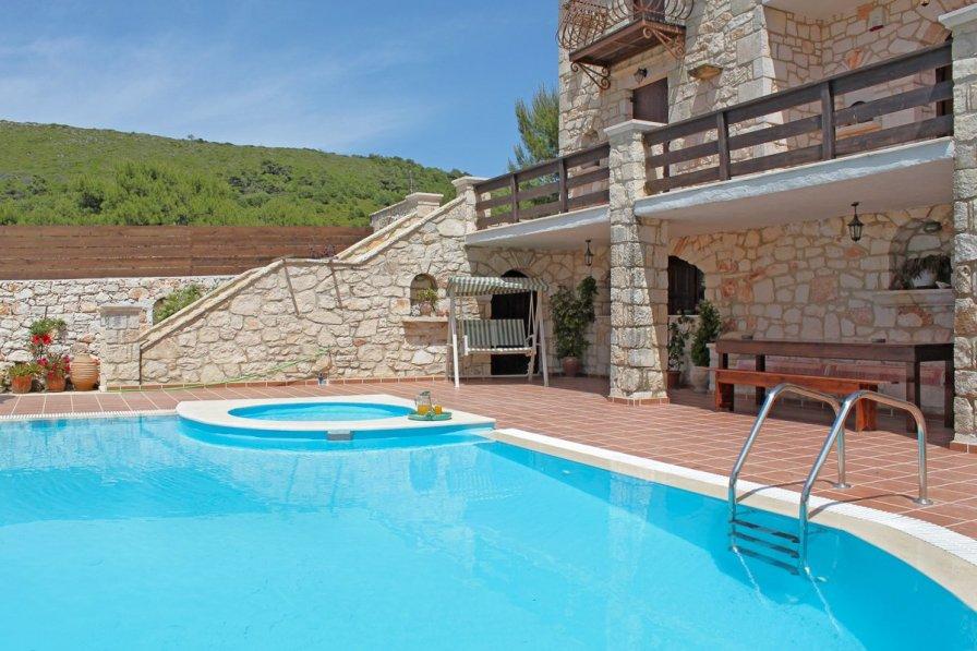 Owners abroad Villa Zante