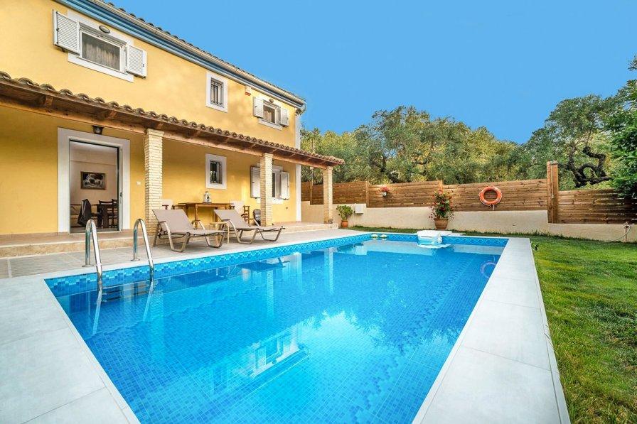 Owners abroad Villa Tragaki