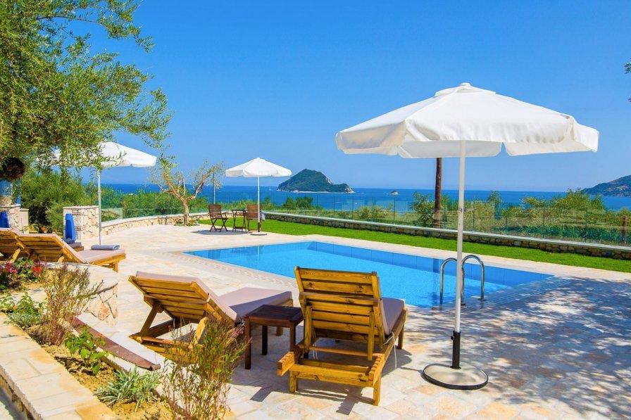 Owners abroad Villa Koukla