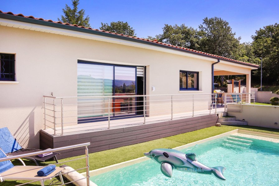 Owners abroad Holiday villa in Montboucher-sur-Jabron, France