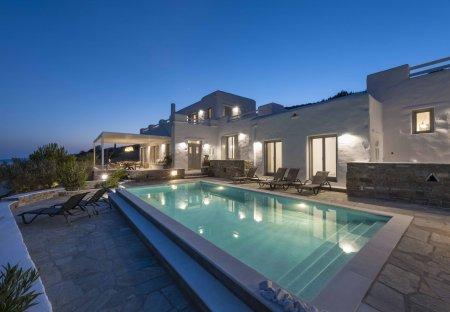 Villa in Paros, Greece