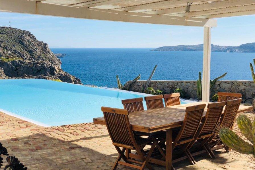 Owners abroad Villa Luminosa