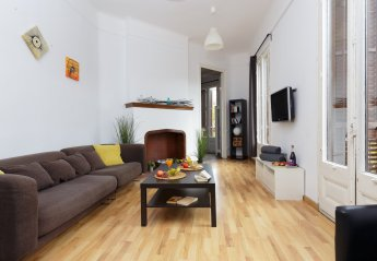 7 bedroom Apartment for rent in Eixample