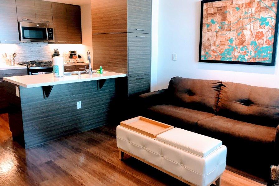 Owners abroad 1 bedroom Korea Town Rentals RU438