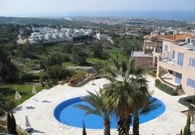 Apartment in Tala, Cyprus