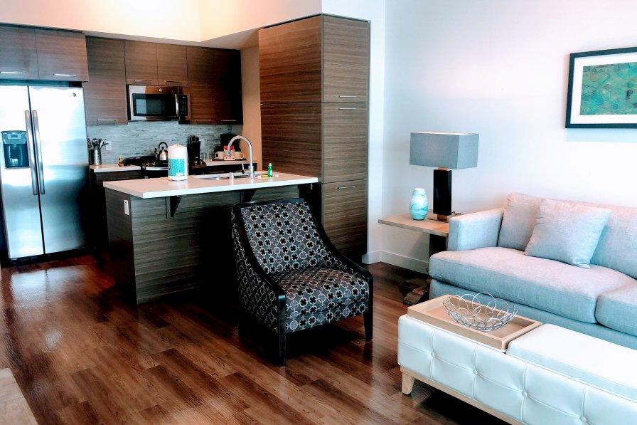 Owners abroad 1 bedroom Korea Town Rentals RU638