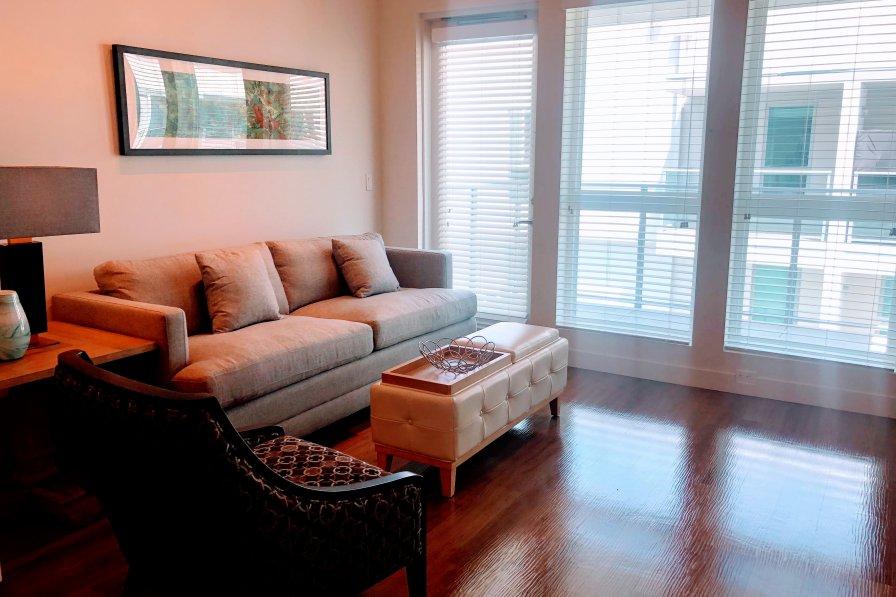 Owners abroad 1 bedroom Korea Town Rentals RU246