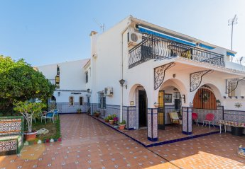 4 bedroom House for rent in Benalmadena Costa
