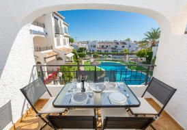 Apartment in Cabo Roig, Spain