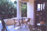 Apartment in Cyprus, Larnaca Town: Front Balcony