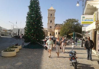 Apartment in Cyprus, Larnaca Town: Best Place for Christmas