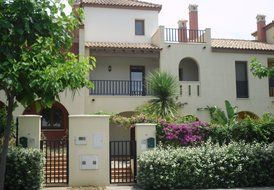 Casa de Costa Esuri, Self Catering 3 Bed Townhouse