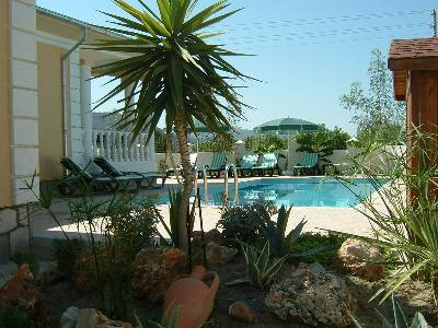 Villa in Turkey, Dalaman: Swimmimg pool and terrace