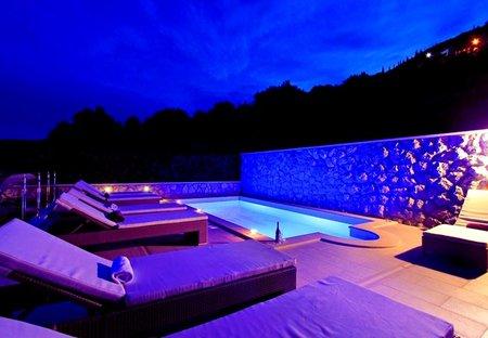 Penthouse Apartment in Zaton, Croatia: Pool