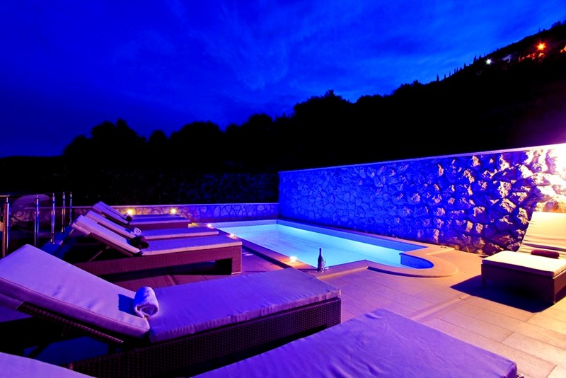 House in Croatia, Zaton: Pool