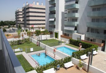 3 bedroom Apartment for rent in Granada