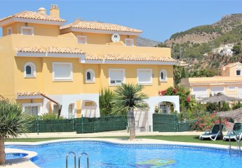 2 bedroom Chalet for rent in Calpe