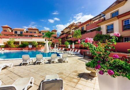 Apartment in Playas del Duque, Tenerife