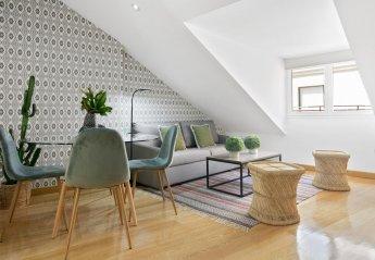 2 bedroom Apartment for rent in Universidad, Madrid