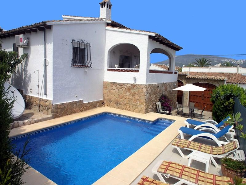Villa in Spain, Teulada: Casa Cadiz
