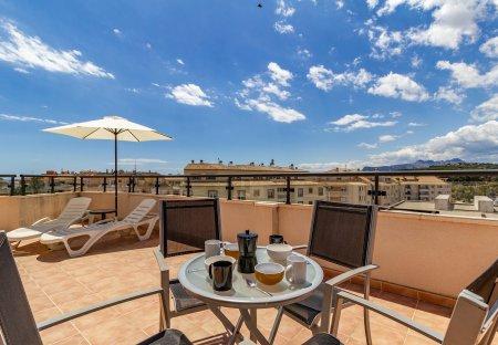 Apartment in Moraira, Spain