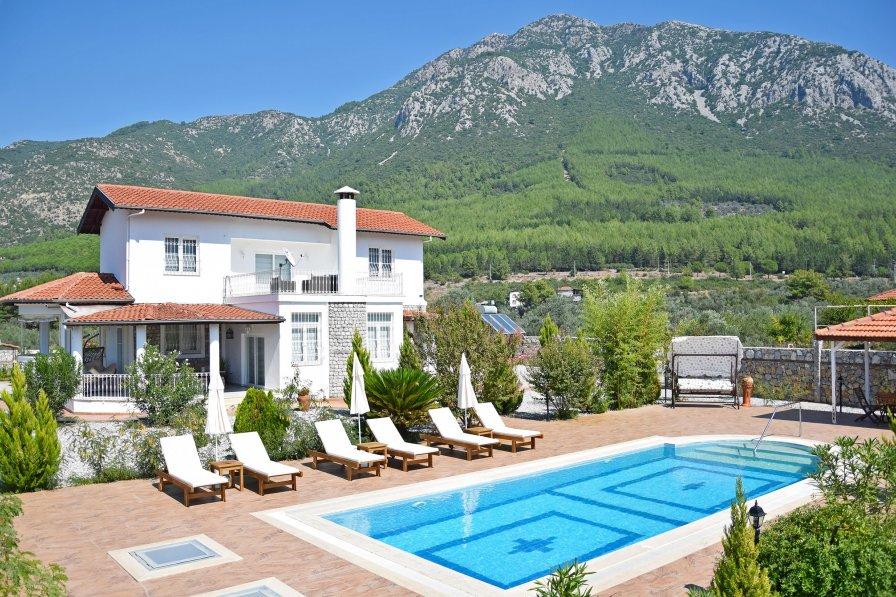 Owners abroad Villa Estelle