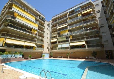 Apartment in Salou, Spain