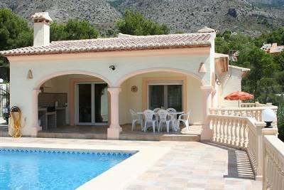 Villa in Spain, Alhama Springs: The Villa
