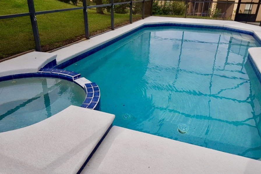 Owners abroad Grand Executive 5BD Pool House near Disney