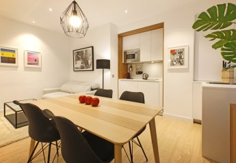 1 bedroom Apartment for rent in Cortes, Madrid