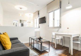 1 bedroom Apartment for rent in Universidad, Madrid