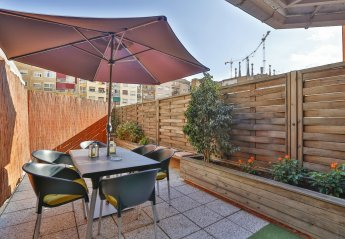 3 bedroom Apartment for rent in Eixample