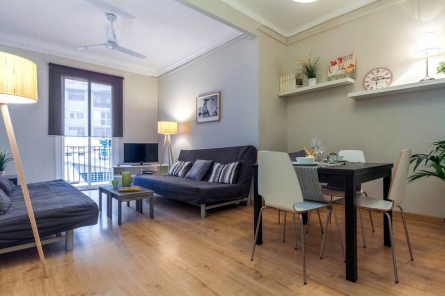 Apartment in Spain, El Poble Sec