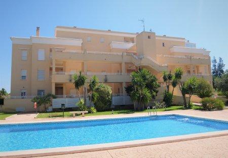 Apartment in Oliva, Spain