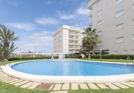 Apartment in Daimús, Spain