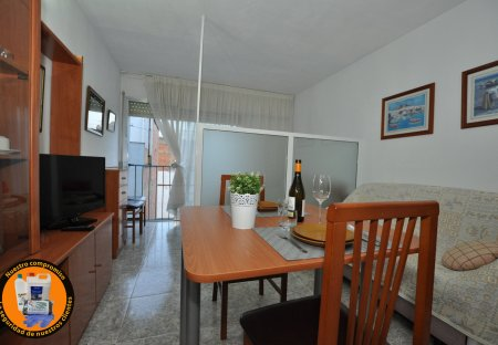 Studio Apartment in Roses, Spain