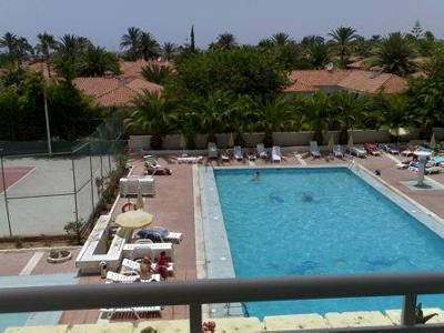 Apartment in Spain, Playa del Inglés: View from the balcony