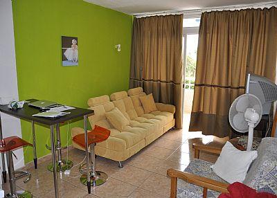 Apartment in Spain, Playa del Ingles: The living room 4