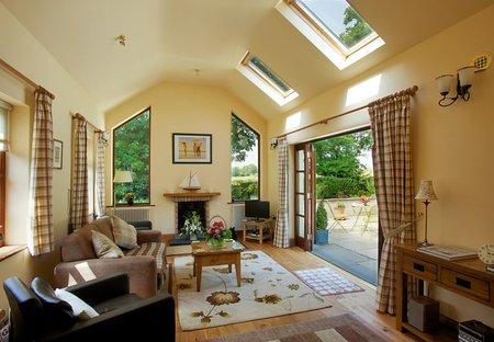 Cottage in Deerpark North, Ireland: New Garden room
