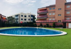 Apartment in Alcossebre, Spain