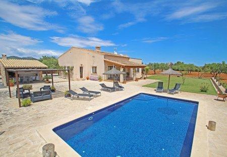Country House in Felanitx, Majorca