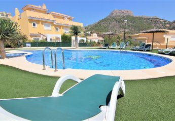 3 bedroom Chalet for rent in Calpe