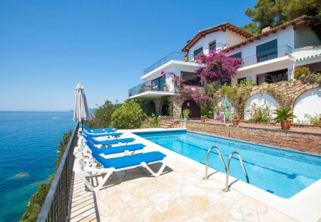 Villa in Lloret de Mar, Spain